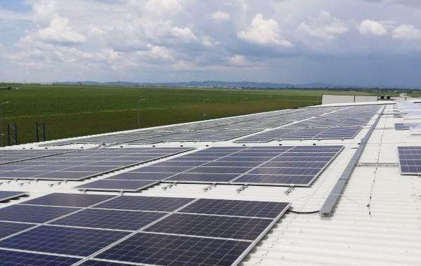 E.ON a instalat o centrală electrică fotovoltaică pentru Wetterbest